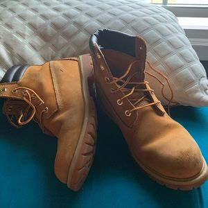 USED TIMBERLANDS